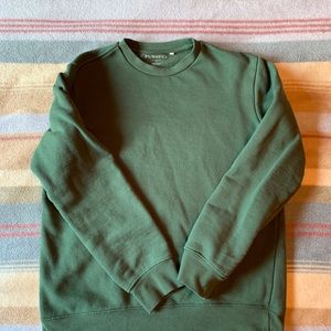 Mens Green Sweater - Pac Sun